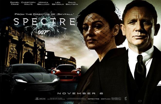 James Bond 007-Bond 24 Spectre